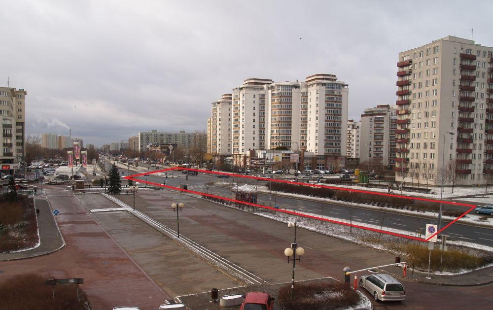 Tu ma się znajdować stacja Metro Kondratowicza / fot. Targowek.to