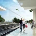 Będzie… pół stacji Zacisze–Wilno