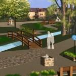 Deszcz gotówki dla Targówka: na nowe mostki i fontanny