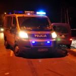 Pijany kierowca dachował na Bazyliańskiej