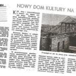 DK Świt – pierwsza taka inwestycja w Warszawie?