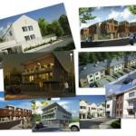 Zacisze w budowie: tu też powstają nowe osiedla