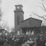 Wielkanoc na Bródnie przed wojną [zdjęcia]