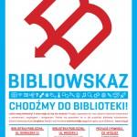 Bibliowskaz, czyli: którędy do biblioteki?