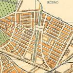 Targówek na starych mapach