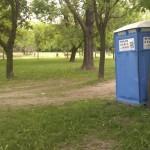Pilna potrzeba w Parku Bródnowskim