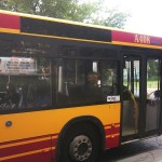 Autobusem 212 do pociągów SKM?