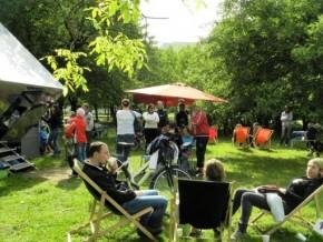 fot. Tea House w Parku Rzeźby/Facebook.com