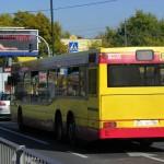 Nowy przystanek przy Polonezie