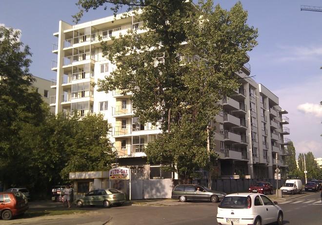 Niedokończone Osiedle Borzymowska / fot. www.targowek.info