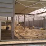 Factory Annopol: budowa na półmetku