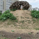 Instalacja artystyczna czy śmietnik? Radni zaczynają wojnę