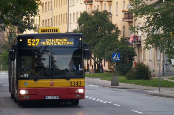 Autobus linii 527