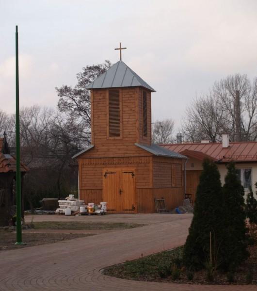 Dzwonnica przy ul. ks. Ziemowita /fot. targowek.info
