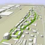 PKP planuje wielkie osiedle między torami i Wysockiego