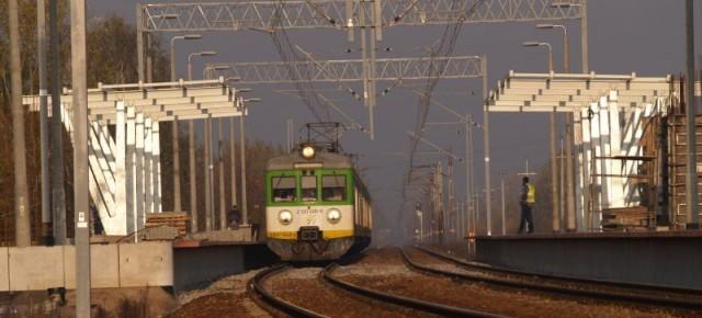 Budowa stacji PKP przy Radzymińskiej już za dwa lata