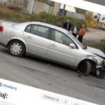 Poważny wypadek na Zabranieckiej