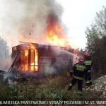 Pożar i plaga kradzieży na Elsnerowie