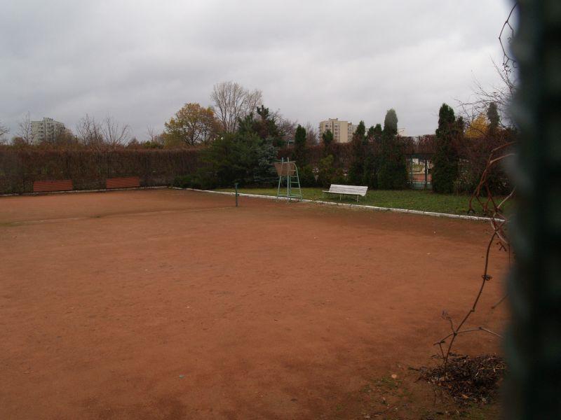 Korty w Parku Bródnowskim