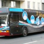 Znikający autobus poinformuje was o metrze