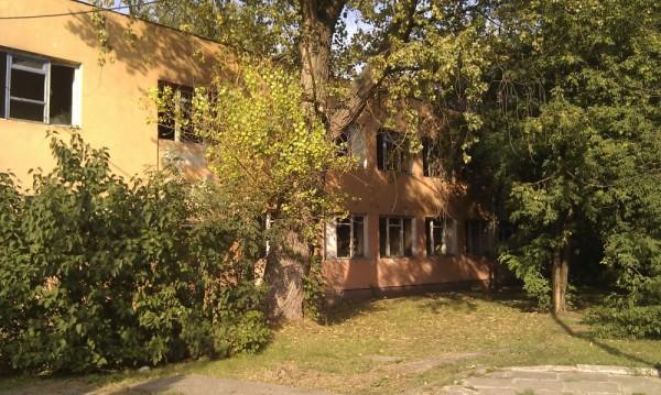 Tak hotel wyglądał latem / fot. targowek.info