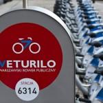 Gdzie będą stacje rowerów Veturilo?