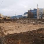 Lądowisko dla śmigłowców przy Kondratowicza
