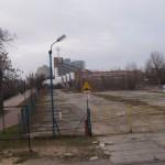 Zlikwidowali parkingi przy Rembielińskiej. Będą bloki?