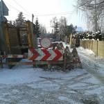 Ulica rozkopana na pół roku – kładą… 200 metrów rur
