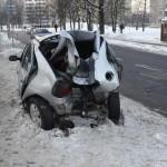 Dziwny wypadek na Ossowskiego
