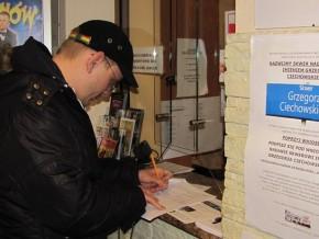 A czy już podpisałeś listę poparcia dla skweru G.C.? /fot. targowek.info