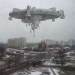 UFO nad Bródnem. Tym razem to nie lampiony…