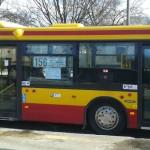 Autobus 156 zjednoczył radnych