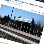 Stacja Zacisze-Wilno niemal gotowa