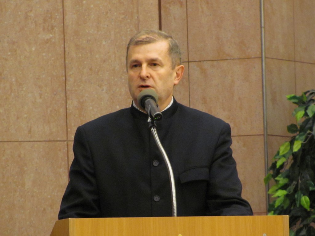 Burmistrz Targówka Sławomir Antonik /fot. targowek.info