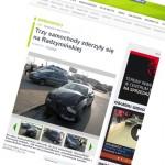 Trzy rozbite auta na Radzymińskiej