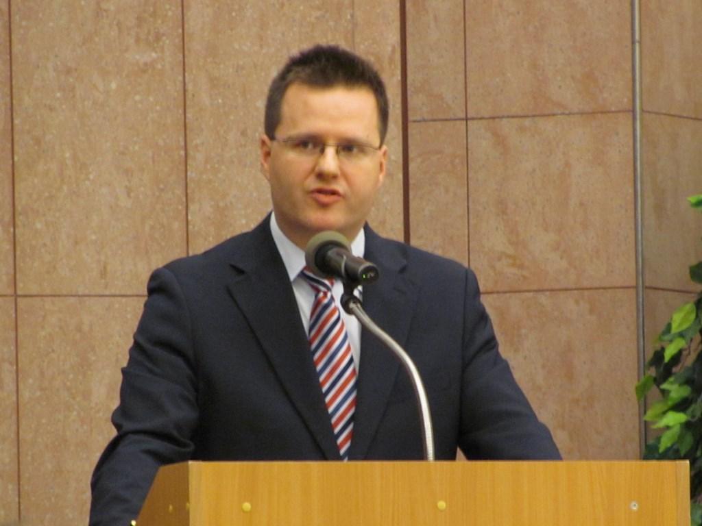 Wiceburmistrz Targówka Andrzej Bittel /fot. targowek.info