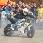 Motoserce 2013 – Sex Bomba i pokazy Gromu w Parku Bródnowskim