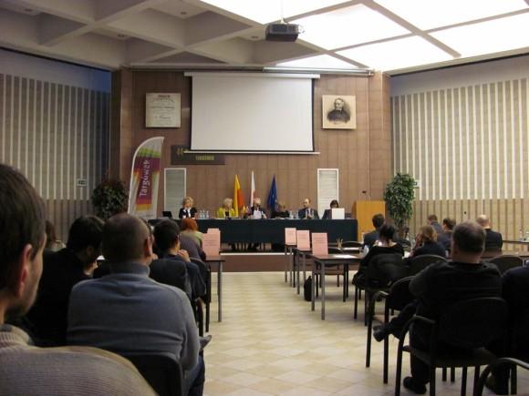 Posiedzenie Rady Targówka 4.04.2013 r. /fot. targowek.info