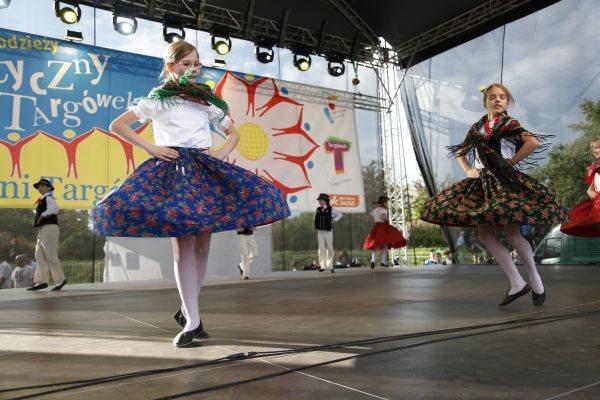 Tak bawiono się na Festiwalu Dzieci i Mlodzieży w zeszłym roku / fot. DK Zacisze