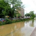 Powódź na Rembielińskiej