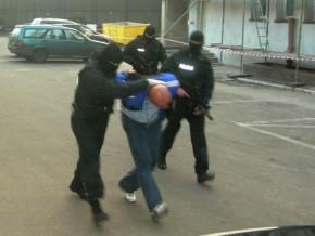 Zdjęcie zrobiono podczas zupełnie innej akcji policji / fot. policja.pl