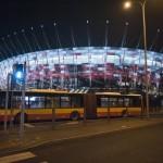 903 – specjalny autobus ze Stadionu Narodowego