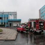 Ewakuacja Szpitala Bródnowskiego [ZDJĘCIA]