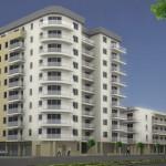Nowy blok spółdzielni Bródno – 11 pięter na osiedlowym parkingu
