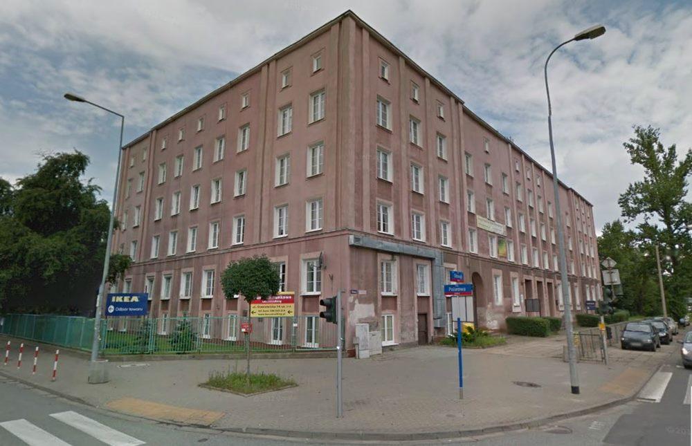 Zespół Szkół na ul. Odrowąża / fot. Google