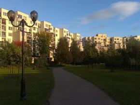 Bloki przy Zamiejskiej  / fot. targowek.info