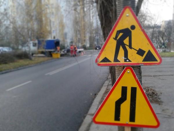 Remont ulicy na Targówku /fot. targowek.info