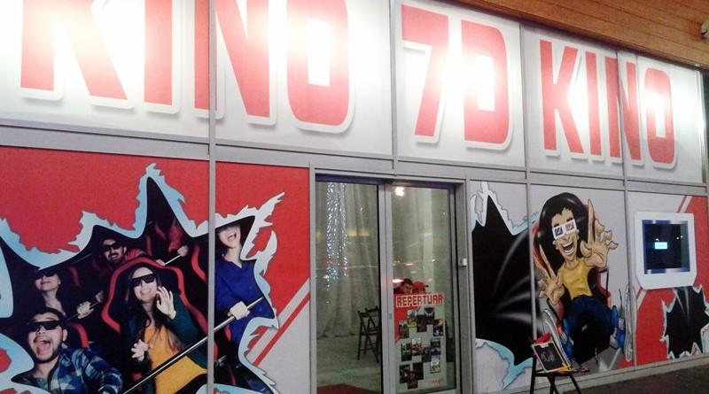 Kino 7D Warszawa