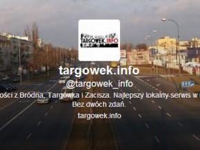 Targowek.info jest już na Twitterze